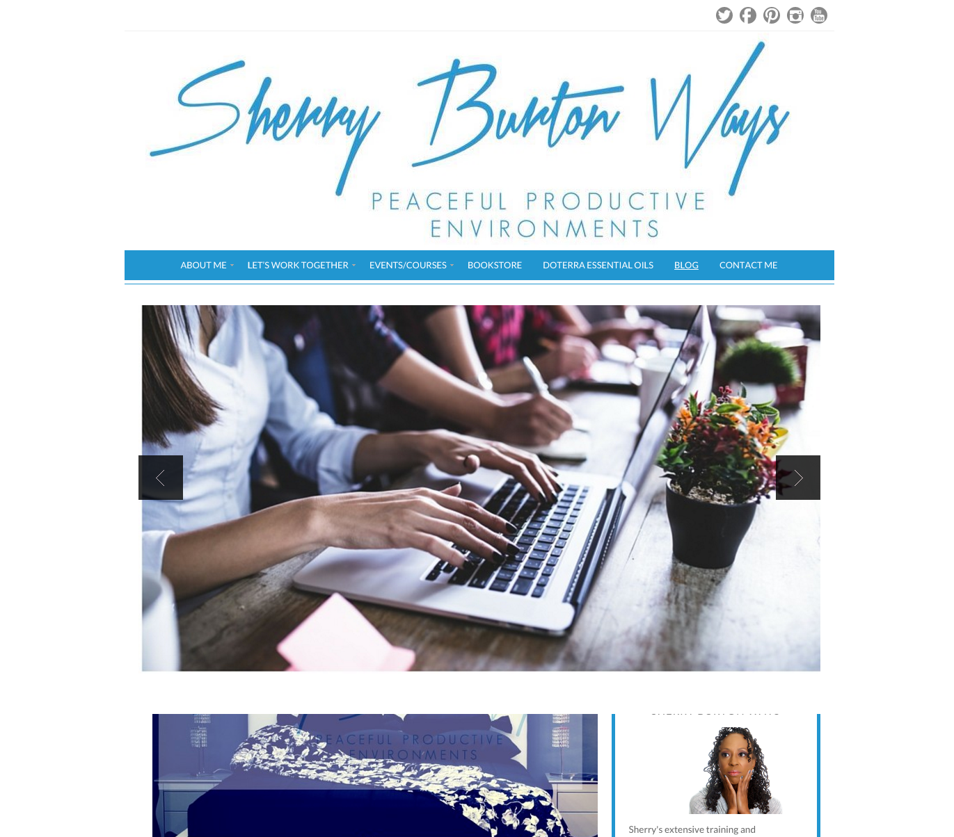 Sherry Burton Ways