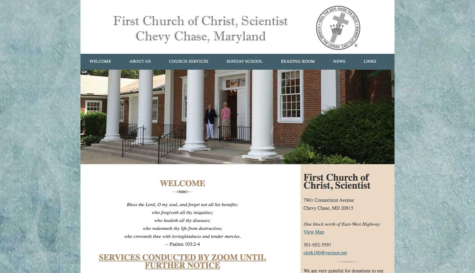 First Church Chevy Chase